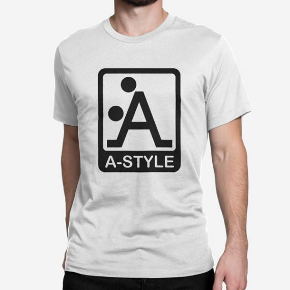 Moška kratka majica A Style
