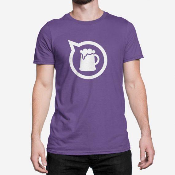 Moška kratka majica Daj pivo