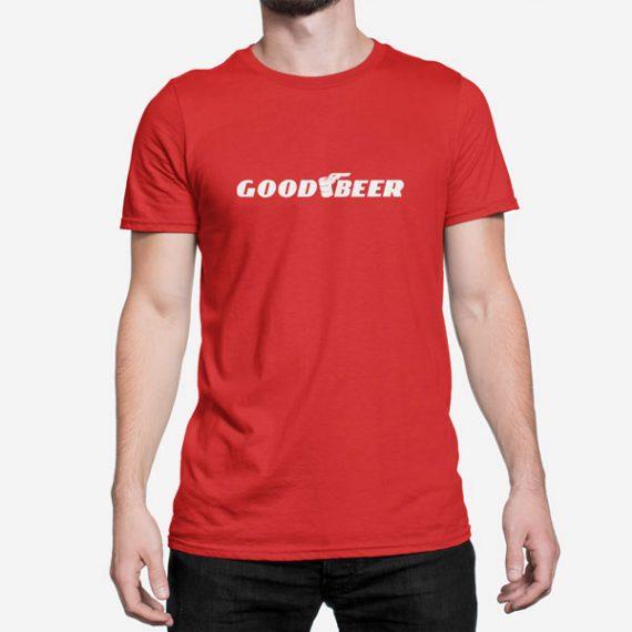 Moška kratka majica Good Beer