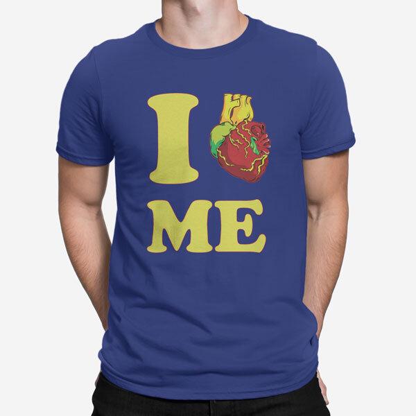 Moška kratka majica Love Me