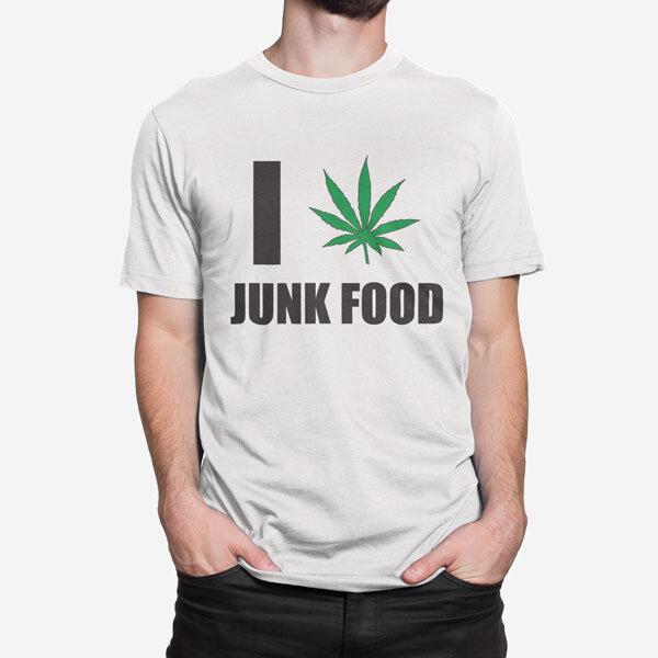Moška kratka majica Junk Food