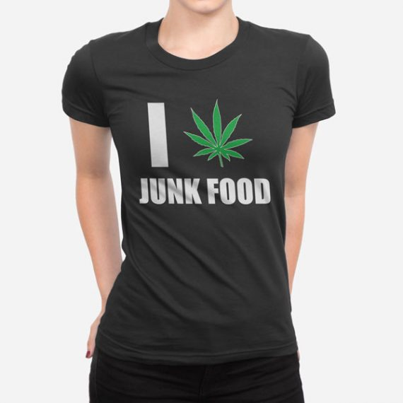 Ženska kratka majica Junk Food