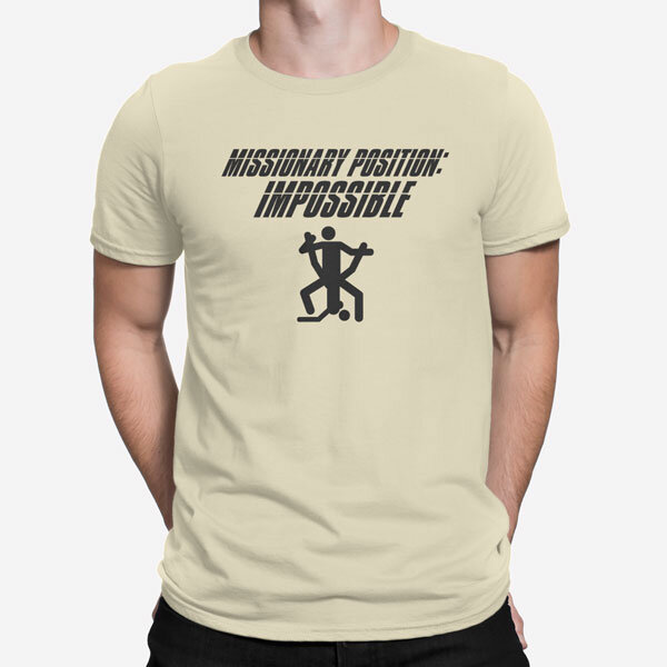 Moška kratka majica Impossible Position