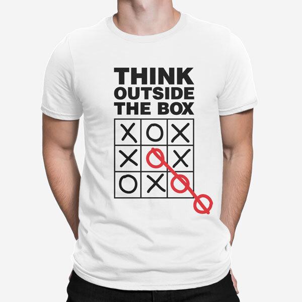 Moška kratka majica Think Outside