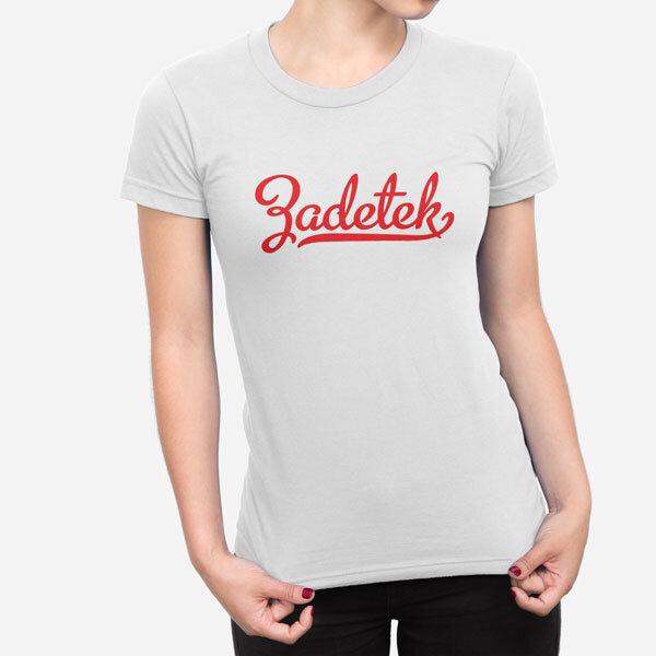 Ženska kratka majica Zadetek