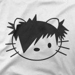 Design Emo Kitty