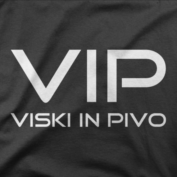 Design VIP Viski in Pivo