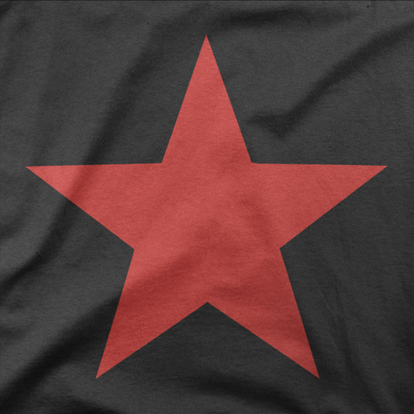 Design Rdeča zvezda