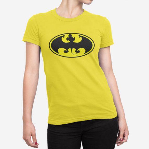 Batmouse ženska majica