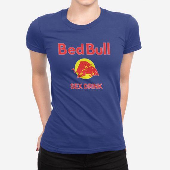 Ženska kratka majica Bed Bull