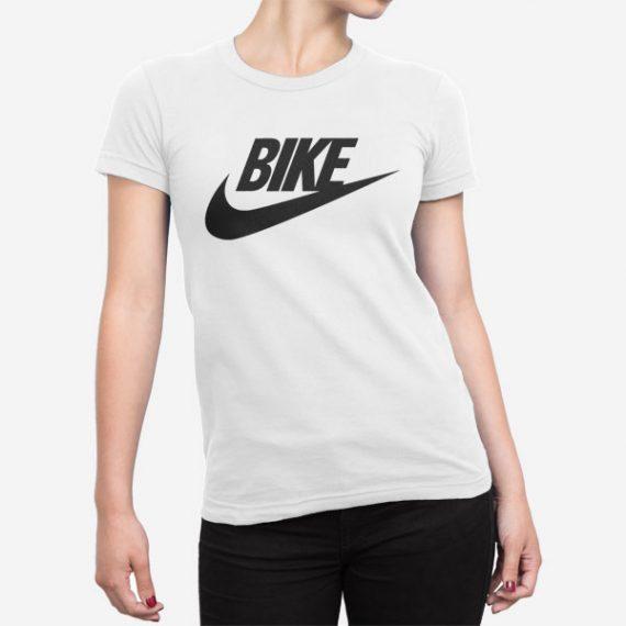 Ženska kratka majica Bike