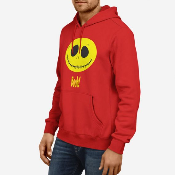 Moški pulover s kapuco Booh