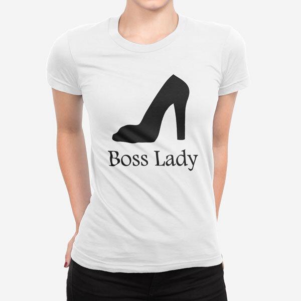 Ženska kratka majica Boss Lady