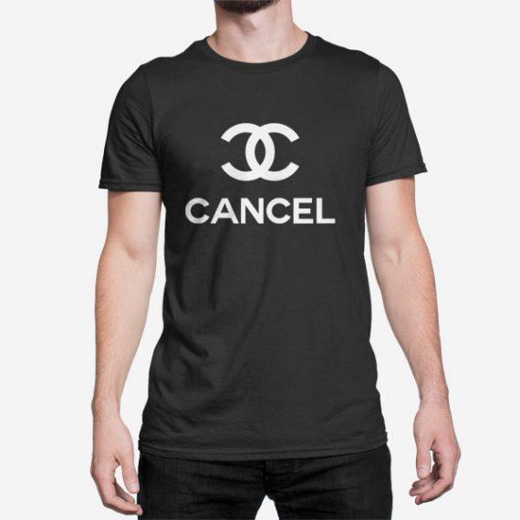 Moška kratka majica Cancel Chanel