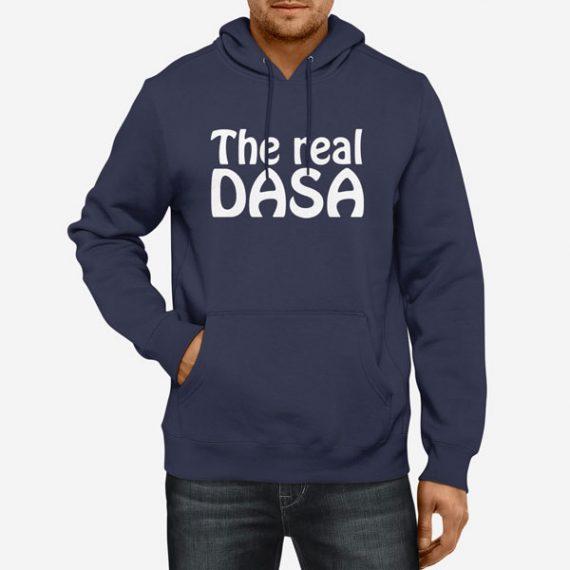 Moški pulover s kapuco Dasa