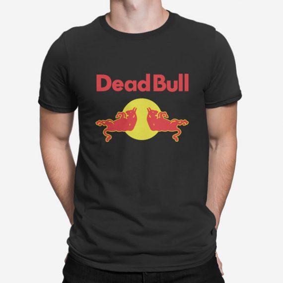 Moška kratka majica Dead Bull