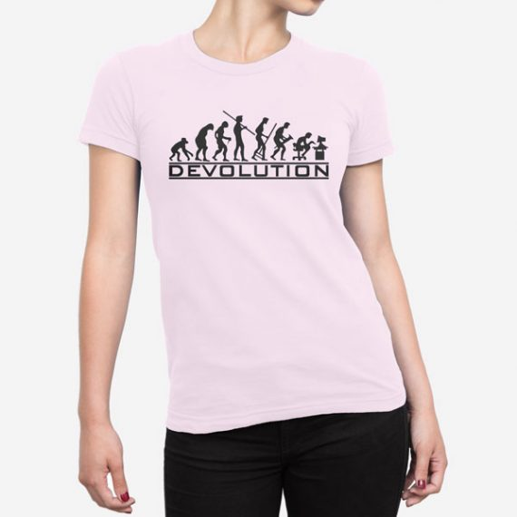 Ženska kratka majica Devolution