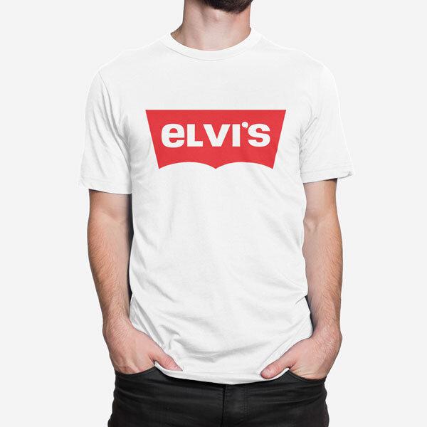 Moška kratka majica Elvis