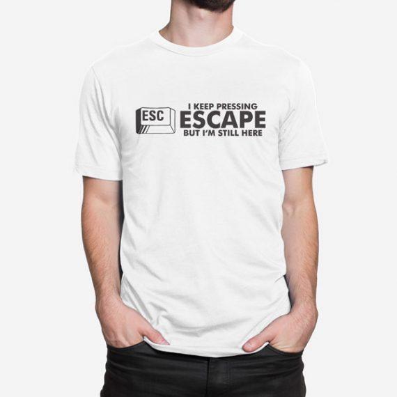 Moška kratka majica Escape