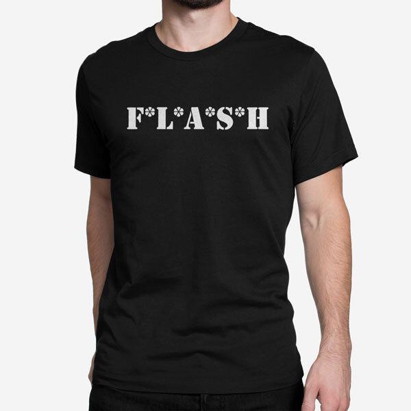 Moška kratka majica Flash