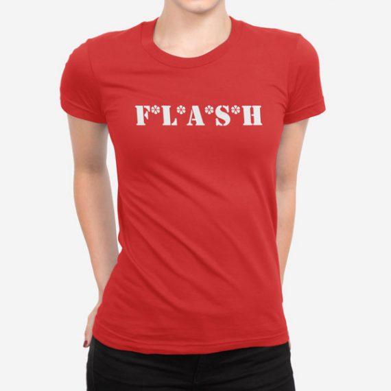 Ženska kratka majica Flash