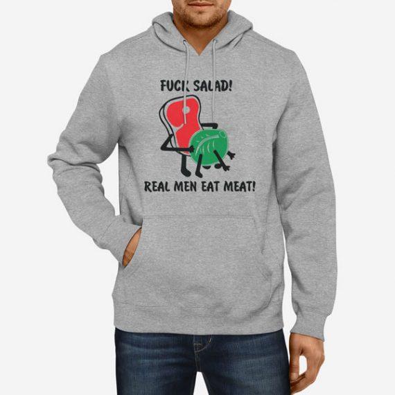 Moški pulover s kapuco Solata