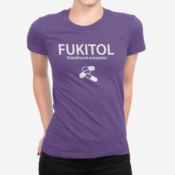 Ženska kratka majica Fukitol