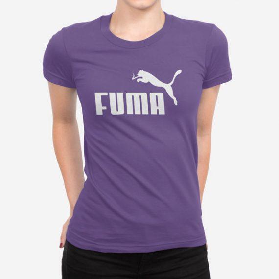 Ženska kratka majica Fuma