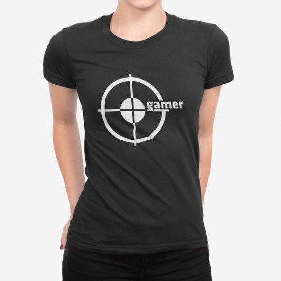 Ženska kratka majica Gamer