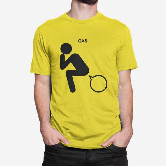 Moška kratka majica Gas