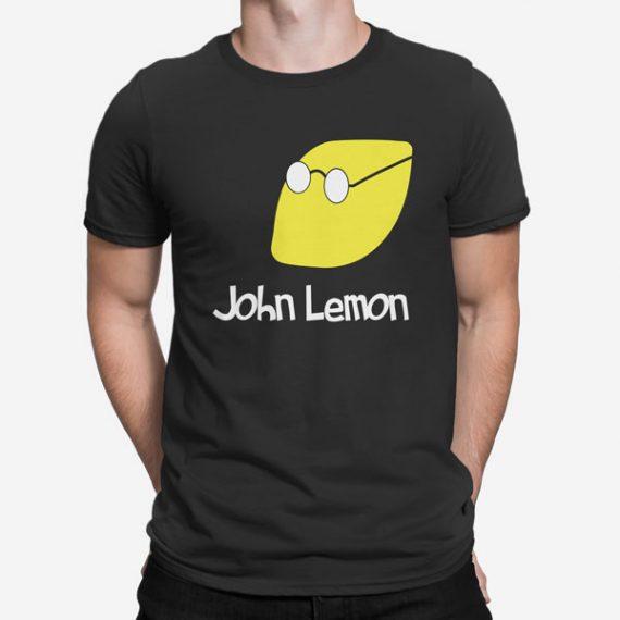Moška kratka majica John Lemon