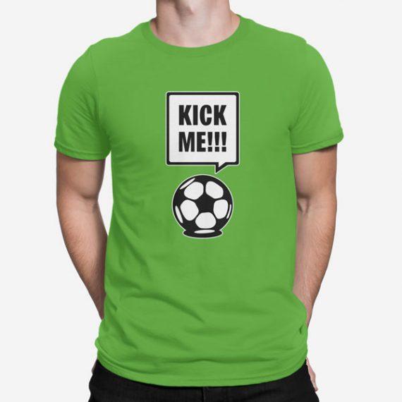 Moška kratka majica Kick Me