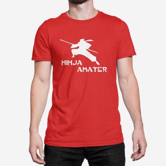 Moška kratka majica Ninja amater