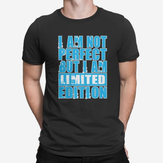 Moška kratka majica Not Perfect