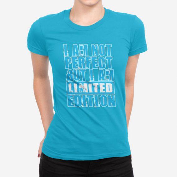Ženska kratka majica Not Perfect