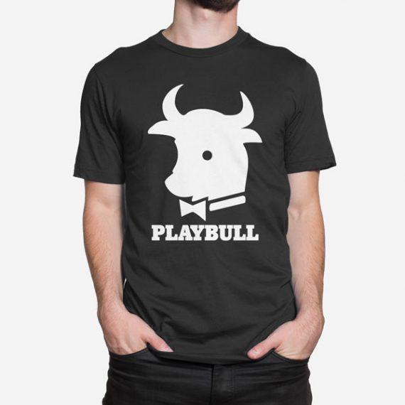 Moška kratka majica Playbull