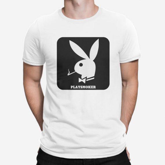 Moška kratka majica PlaySmoker