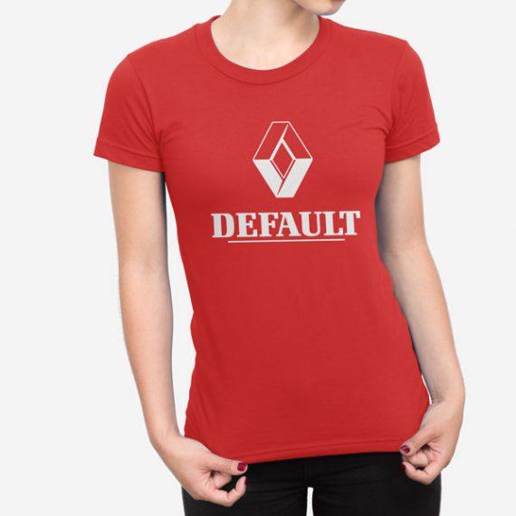 Ženska kratka majica Default