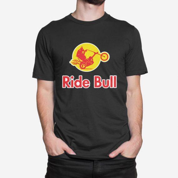 Moška kratka majica Ride Bull