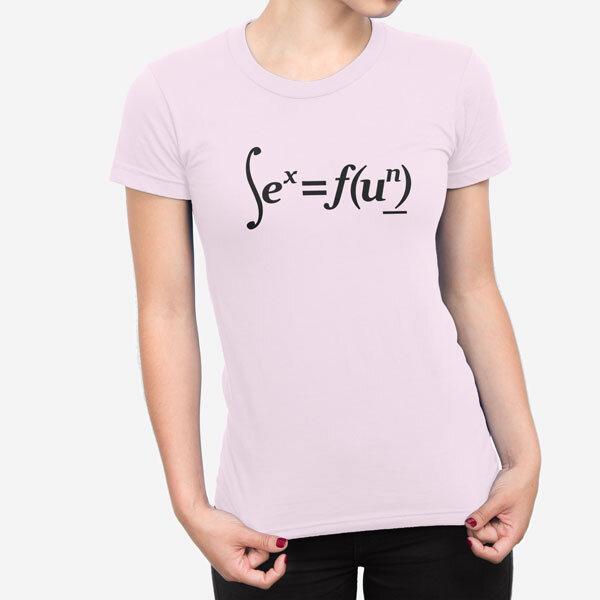 Ženska kratka majica Sex formula
