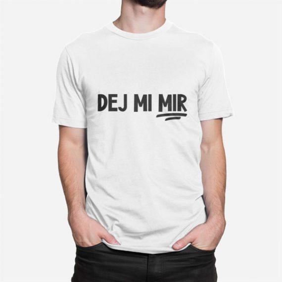 Moška kratka majica Dej mi mir
