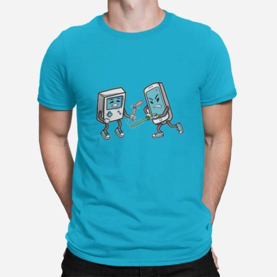 Moška kratka majica Pametni telefon