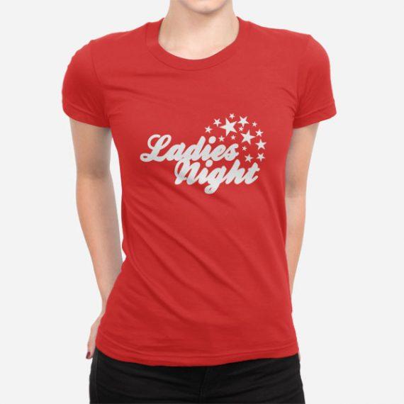 Ženska kratka majica Ladies Night