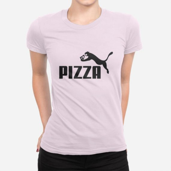 Ženska majica kratek rokav Pizza