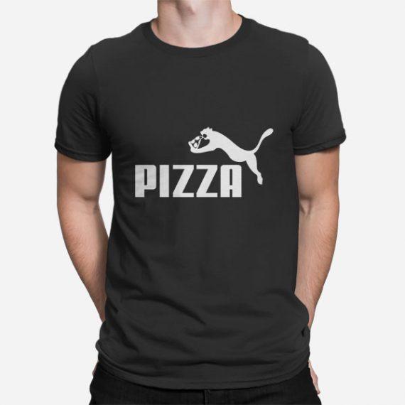 Moška majica kratek rokav Pizza