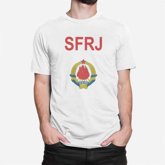 Moška kratka majica SFRJ