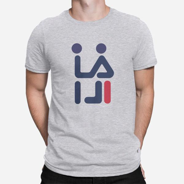 Moška kratka majica Fila