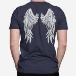 Moška kratka majica Angelska krila