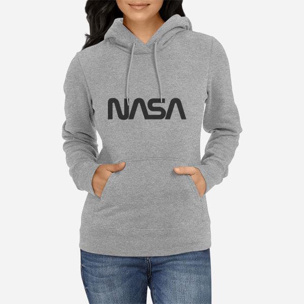 Ženski pulover s kapuco Nasa