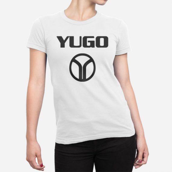 Ženska kratka majica Yugo